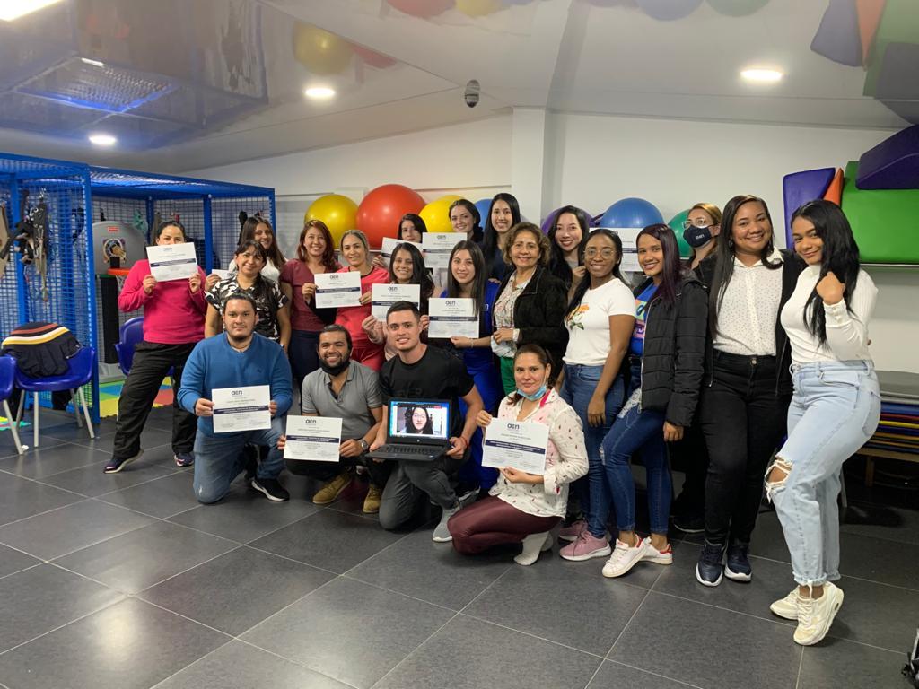 Curso de Neurodesarrollo en Bogotá